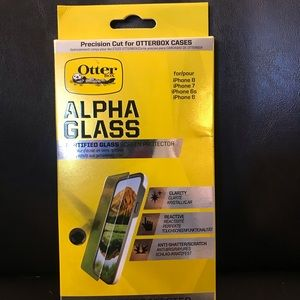 Otter box alpha glass iPhone 6/6s/7/8